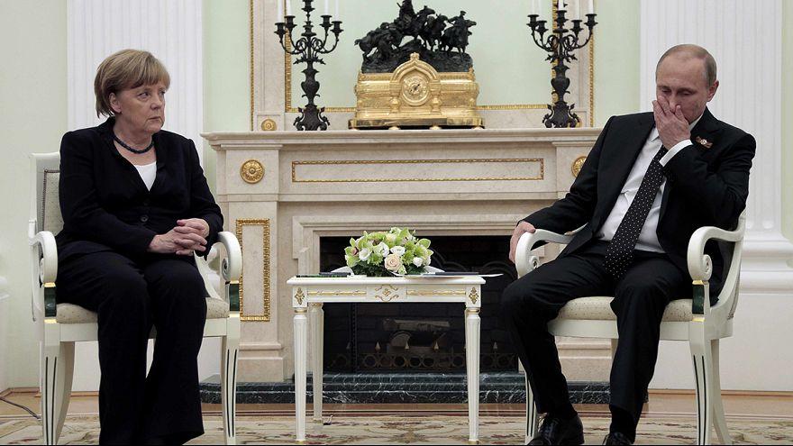 A történelmi kötelékek ellenére a jelen hátráltatja az orosz-német együttműködést