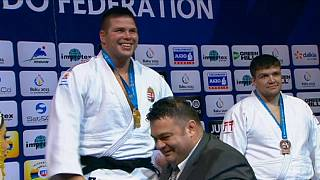 Letzter Turniertag beim Judo Grand Slam in Baku
