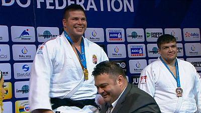 Mais um bronze para Jorge Fonseca entre a elite do judo