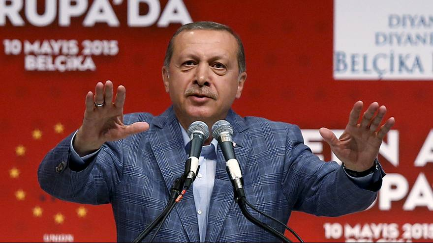 Turkish president accused of illegal electioneering