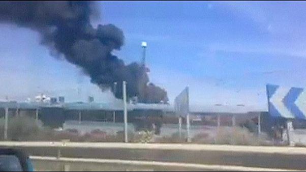 Ισπανία: Εντοπίστηκαν τα μαύρα κουτιά του στρατιωτικού αεροσκάφους