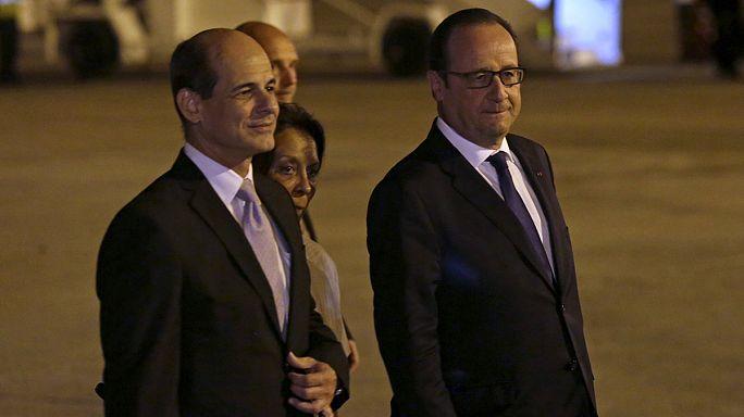 Исторический визит: президент Франции совершает официальную поездку на Кубу