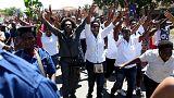 Μπορούντι: Κορυφώνονται οι αντιδράσεις κατά του Προέδρου