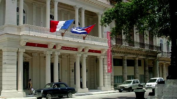 French visit to Cuba eyes trade ties