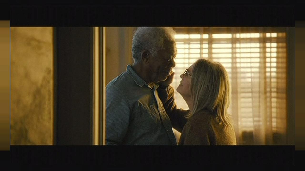 "Diane Keaton e Morgan Freeman juntos na comédia ""5 Flights Up"""