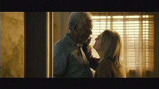 Morgan Freeman és Diane Keaton már nem bírja a lépcsőzést
