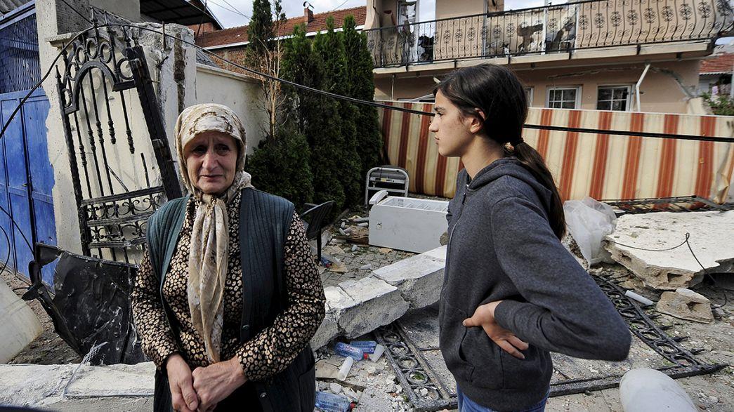 Romokat találnak Kumenovo hazatérő lakosai