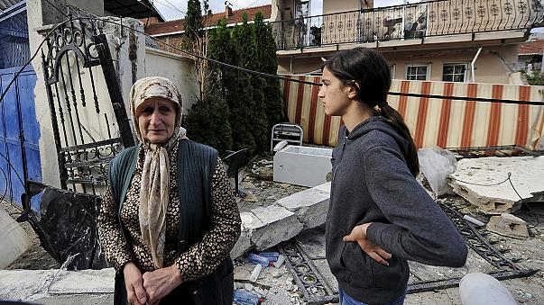 Makedonya'da yapılan operasyonun bilançosu ağır oldu