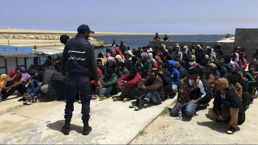 Iszonyatos csapdába eshetnek a menekültek Líbiában