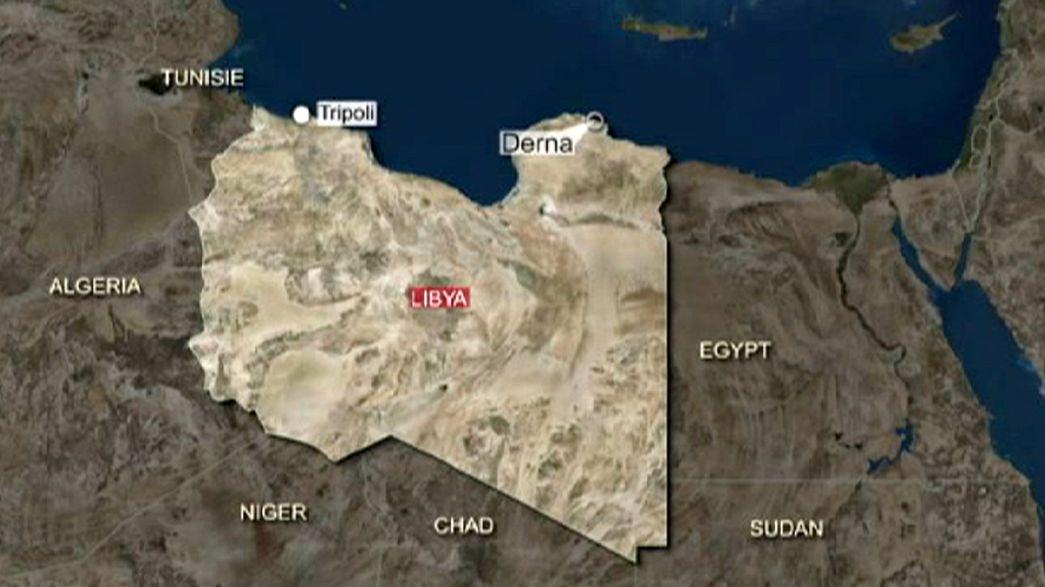Libyen beschießt türkischen Frachter mit Gipsplatten