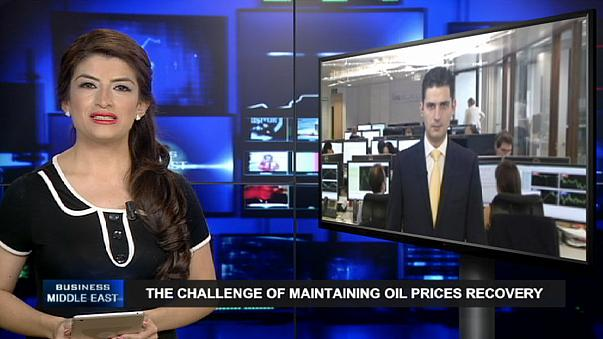 The recovery of oil prices