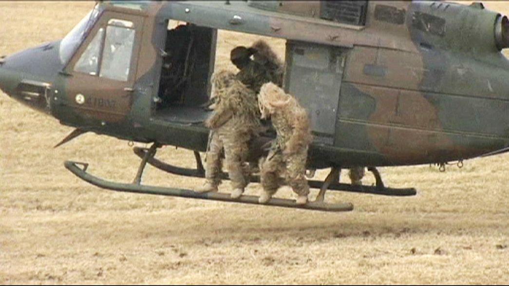 Japón refunda su ejército con un cambio legislativo