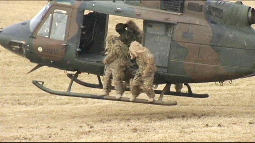 Japão revê estatuto do exército para fazer face à ameaça chinesa