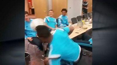 La cena ''fuori di testa'' dei giocatori del Chelsea