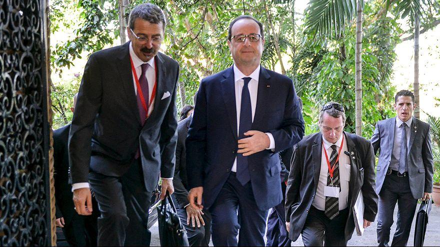 Fransa ile Küba ilişkileri de normalleşme yolunda
