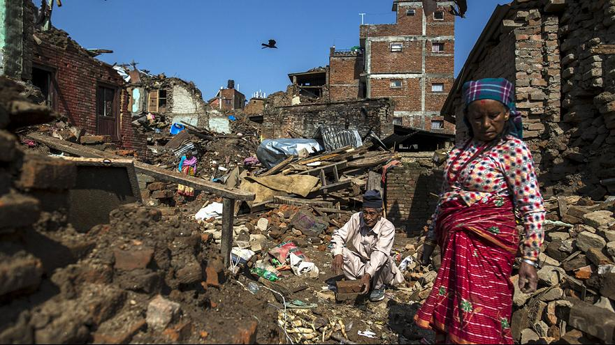 Nepal: 2% loans for destroyed homes, earthquake survivors brace for monsoon