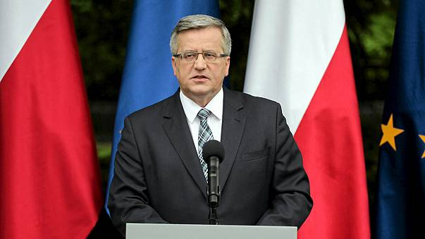 Incumbent Polish president admits he needs to listen to the voters