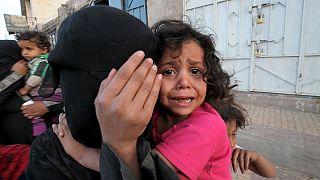"""Iémen: Bombardeamentos intensificam-se na véspera de """"trégua humanitária"""""""