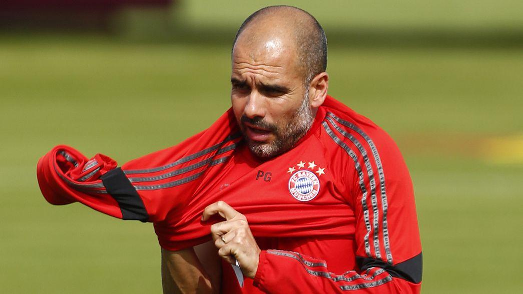 Champions: Bayern-Barça per un posto in finale e Guardiola smentisce la partenza