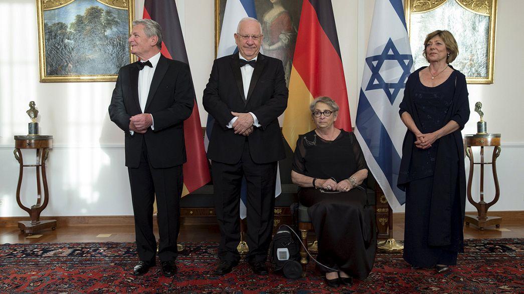 Israel e Alemanha celebram 50 anos de diplomacia