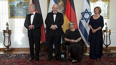 Il presidente israeliano in Germania per 4 giorni di visita dï Stato