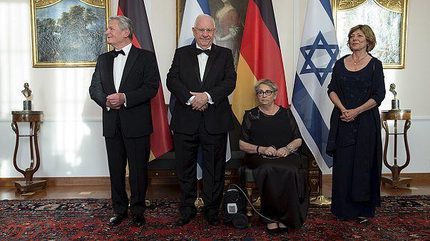 Israel und Deutschland feiern 50 Jahre diplomatische Beziehungen