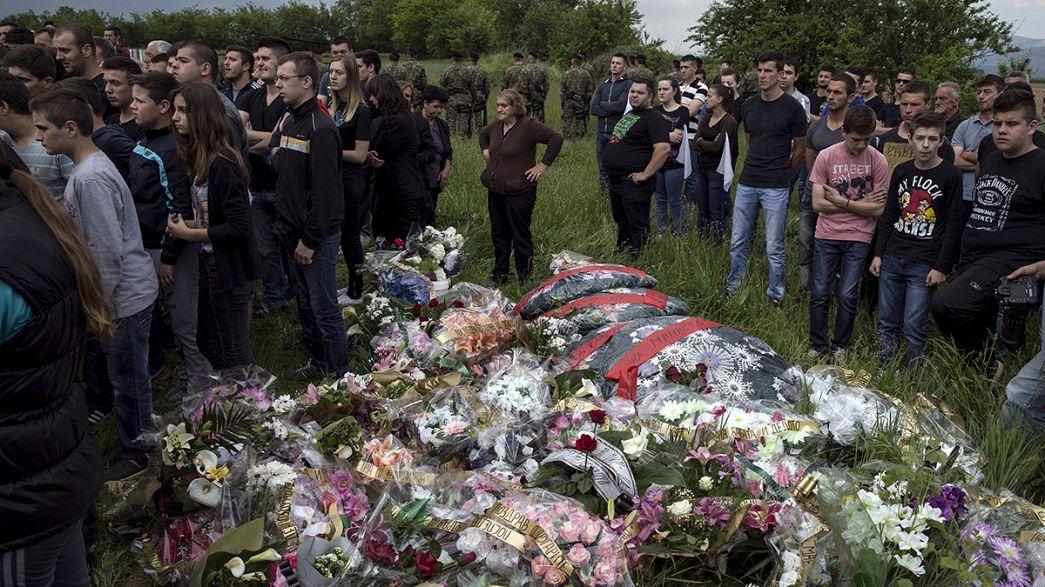 "Aleksander Vucic: ""Motins e tumultos na Macedónia podem espalhar-se a outras áreas dos Balcãs"""