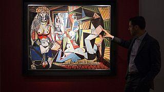 Tela de Picasso é a mais cara de sempre