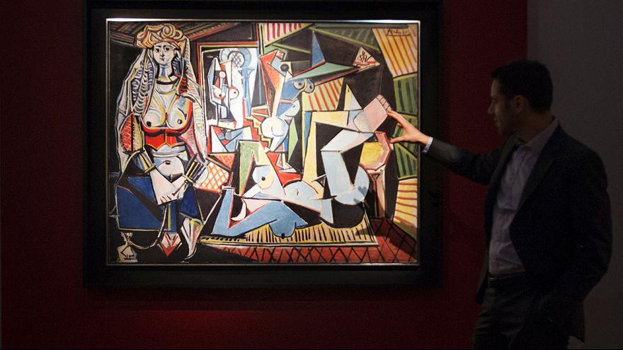 Picasso y Giacometti baten records en las subastas de arte de Nueva York