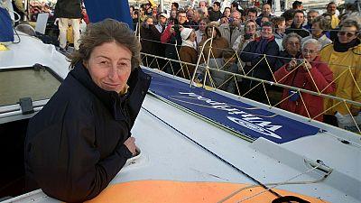 """Einhandseglerin Catherine Chabaud nun """"Frau des Jahres"""""""