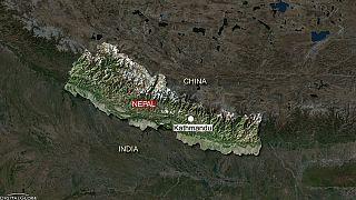 Újabb nagy erejű földrengés Nepálban
