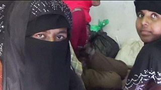 Felségvizein kívülre vontatta a menekültekkel teli hajót Indonzéia