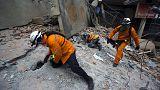 Nepal'in deprem kabusu bitmiyor