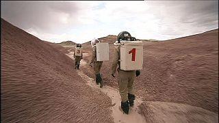 """Mission to Mars"": Marssimulation in Utah"
