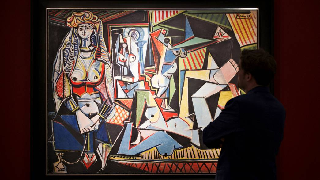 Picasso-Werk teuerstes versteigertes Bild aller Zeiten