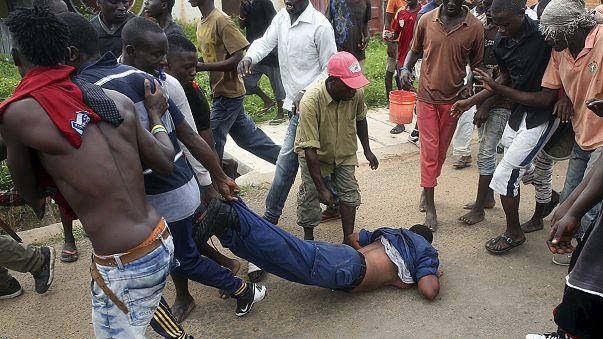 Unruhen in Burundi: Polizei schießt auf Demonstranten