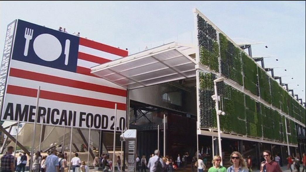 Expo 2015 in Mailand: Weltausstellung zu Welternährung