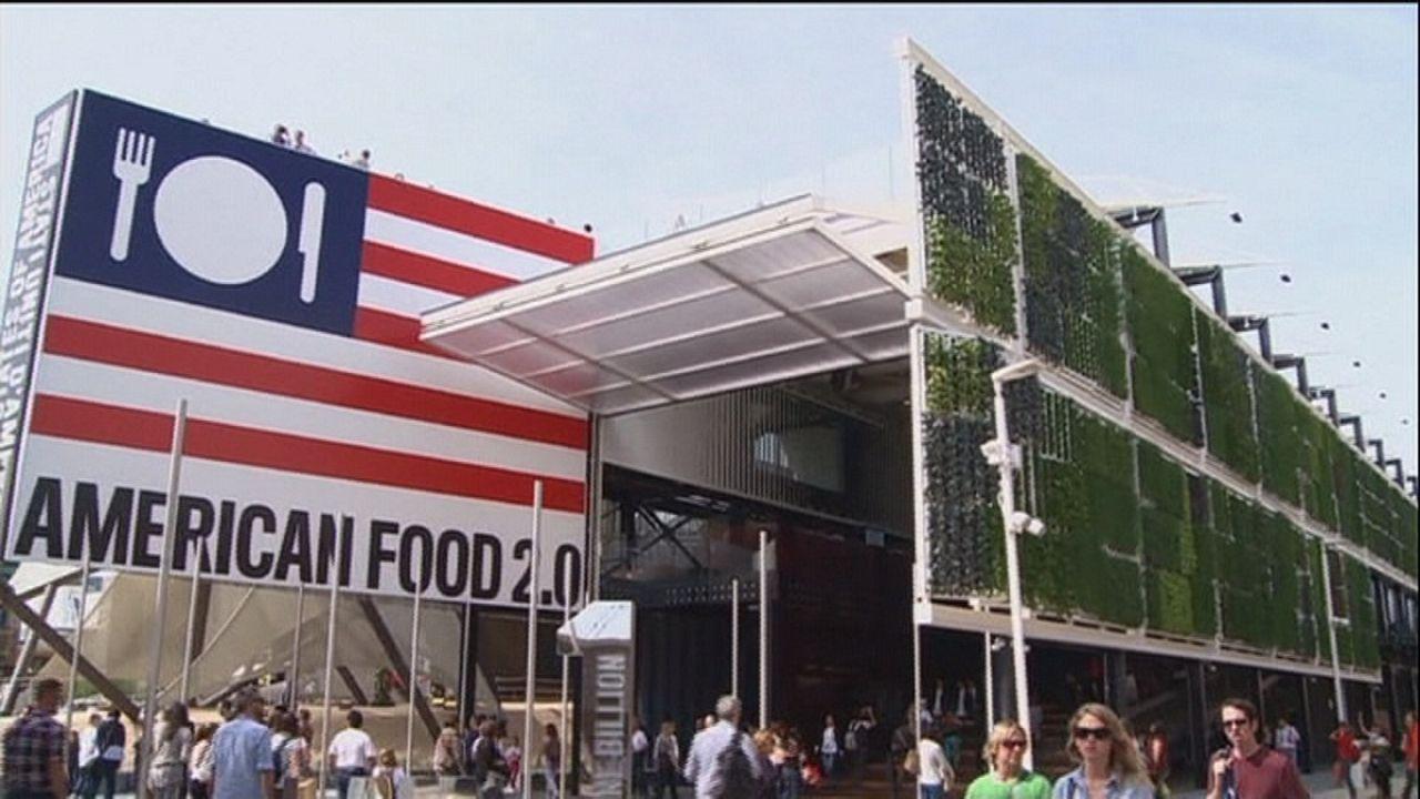 أجنحة معرض ميلانو إكسبو تحف معمارية تعكس ثقافة البلدان المشاركة