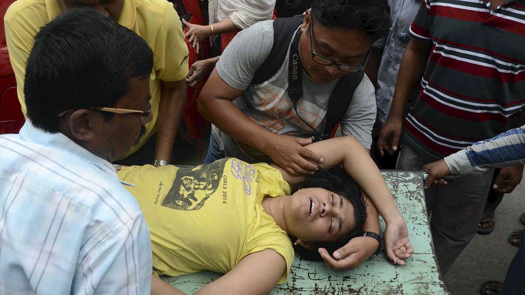 هلع في النيبال جراء زلزال جديد يضرب البلاد