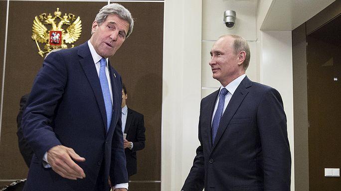 Россия - США: потепление отношений?