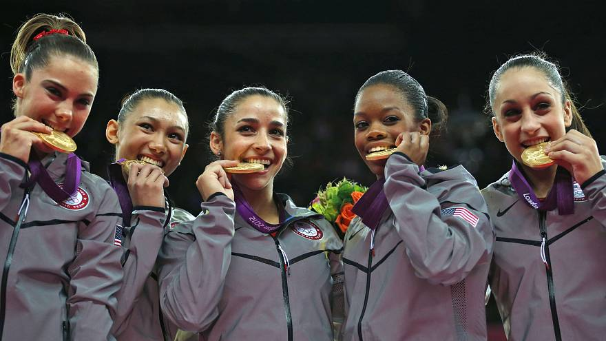 Image: Fierce Five