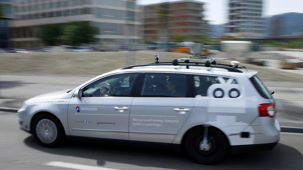 Google hails safety record as self-driving car crash data published