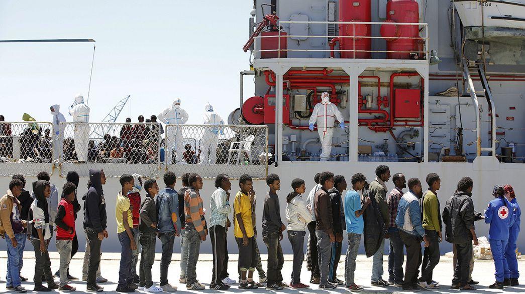 AB sığınmacılar için kota sistemi planlıyor