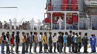 Brüssel will Flüchtlinge per Quoten verteilen