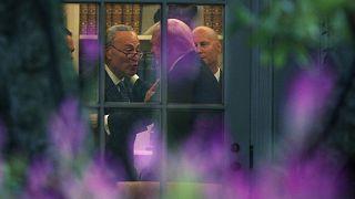 Image: BESTPIX - President Trump Departs White House En Route To North Dako