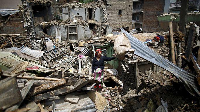 """""""Nepal'in doğusunda da bir deprem meydana gelebilir"""""""
