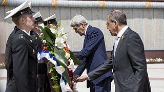 اولین سفر وزیر خارجه آمریکا به روسیه از زمان آغاز بحران اوکراین