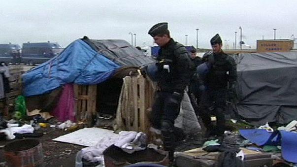 Videoaufnahmen zeigen brutales Vorgehen der französischen Polizei gegen Migranten