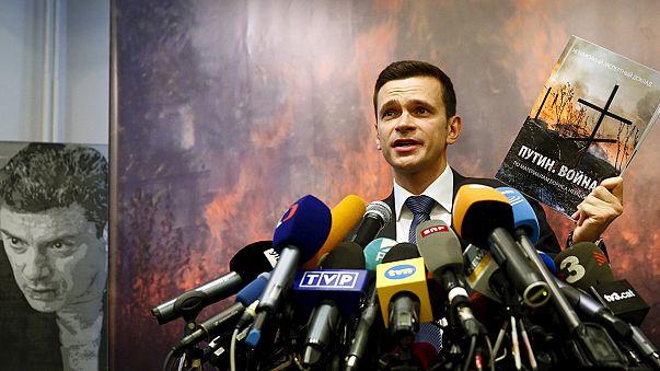"Öldürülen Rus muhalif Nemtsov'un ""Putin.Savaş"" raporu yayınlandı"