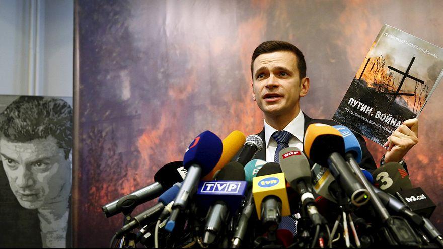 Posthum fertiggestellt: Nemzow-Report wirft Putin verdeckten Krieg in der Ukraine vor